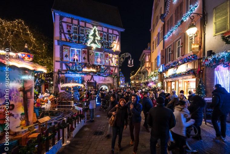 A Colmar au marché de Noel 2019