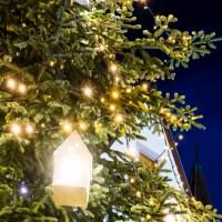 La belle et véritable histoire du sapin de Noël et de ses décorations