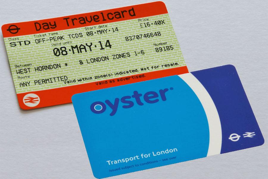 carte-transport-londres-travelcard-oyster-card