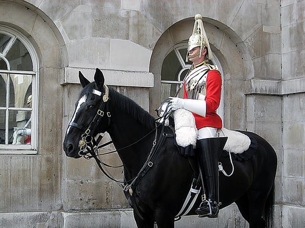 horse guard londres