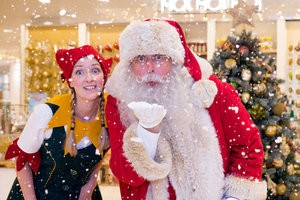 pere-noel-selfridges-londres