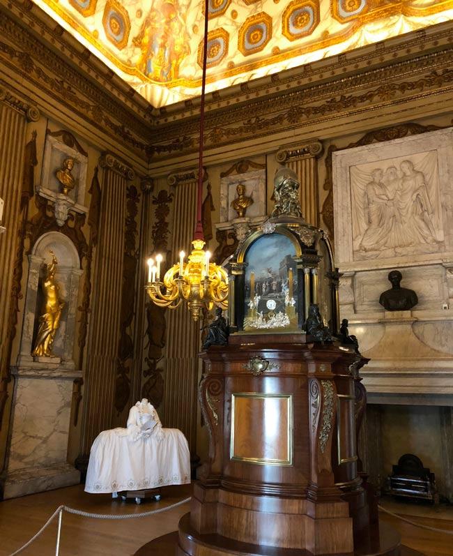 Kensington-palace-cupola-room