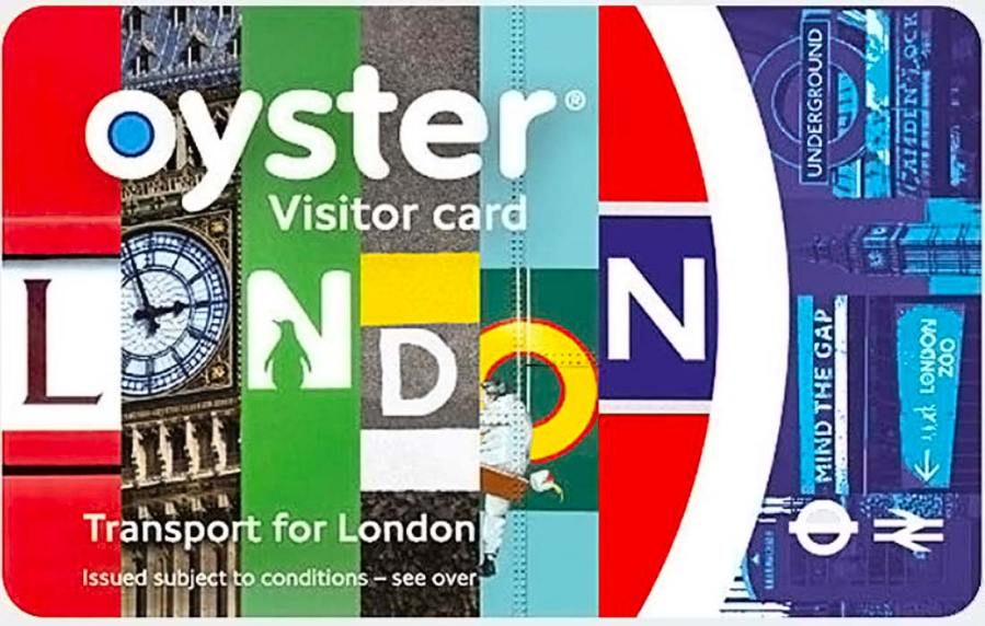 london-visitor-oyster-card