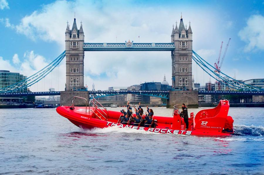 speed-boat-thames-rockets