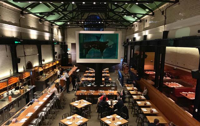Restaurants-Tramshed-shoreditch