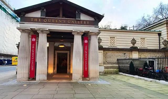 Queen-gallery