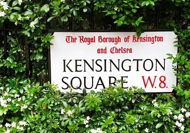 Kensington-square