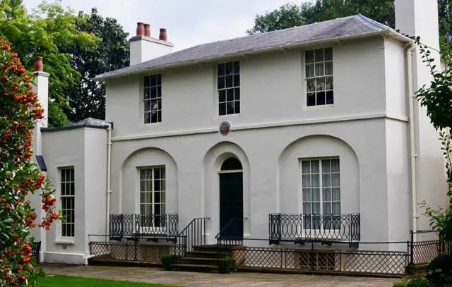 Keats-house-hampstead