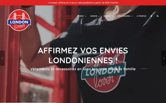 site-internet-london-lover