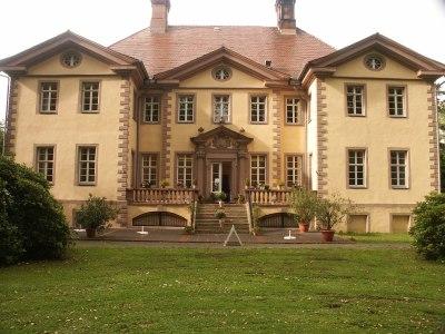 Schloss Schieder - 13. norddeutsche Bonsai-Tage im Bürgerhaus - vis a vis