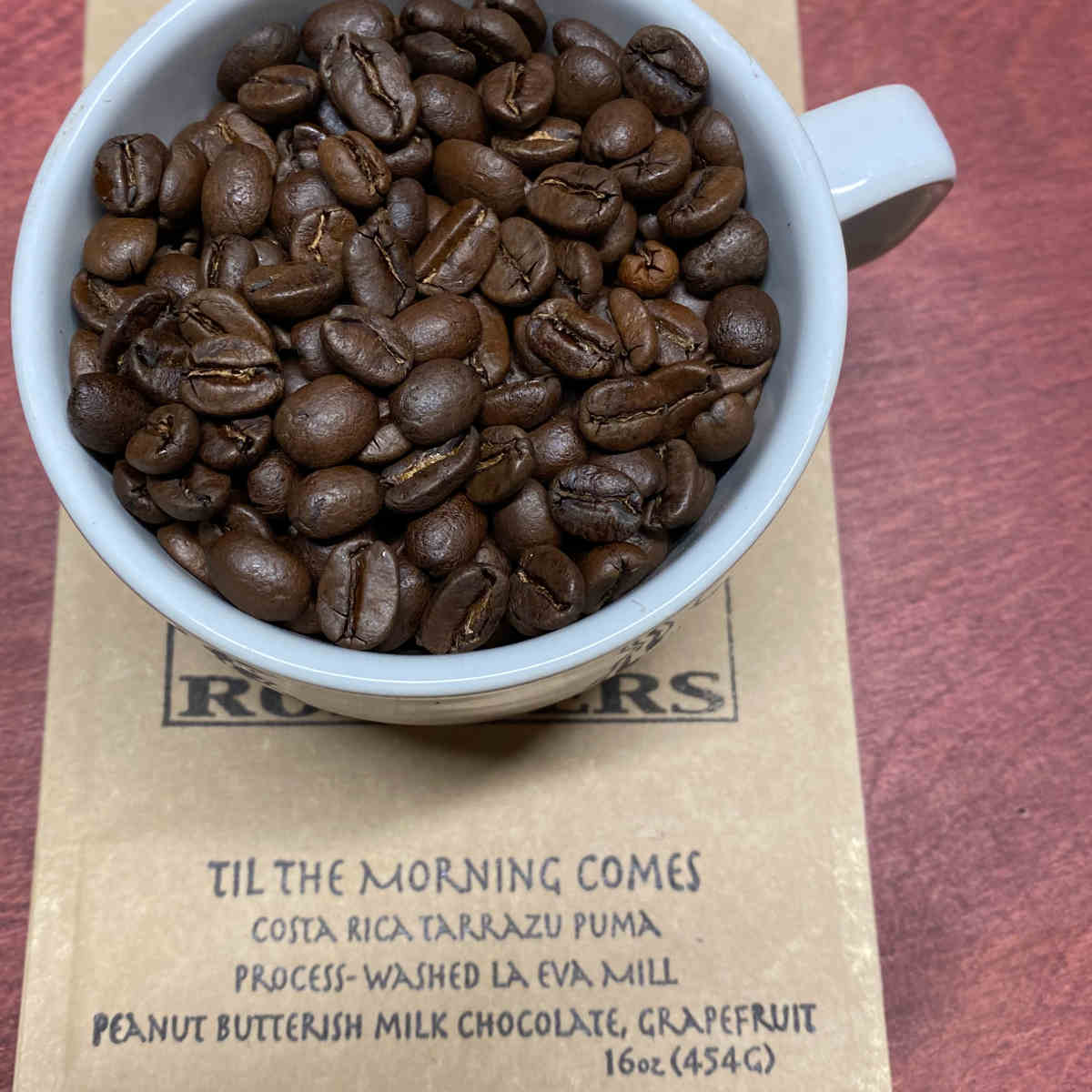 Til The Morning Comes Bonsai Beans Coffee