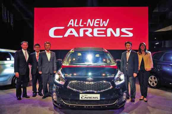 All New Carens 3 2013
