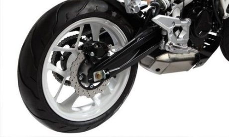 Hyosung-GD250N-EXIV-Rear-Wheel