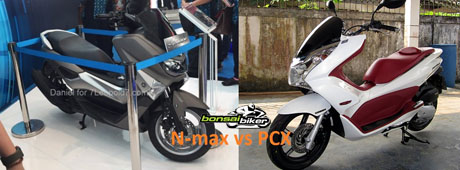 N-max vs pcx copy