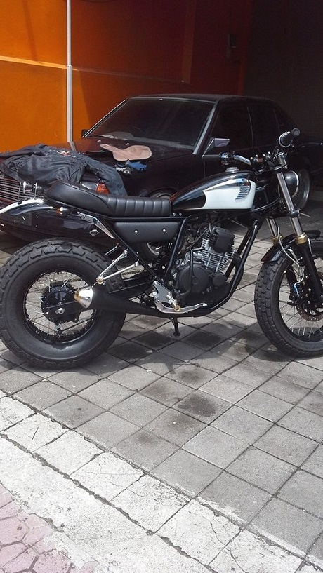 Scorpio Modif Jap Style