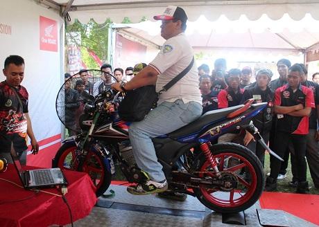Honda Sport Motoshow 201