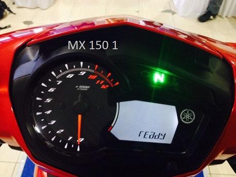 MX 150 2