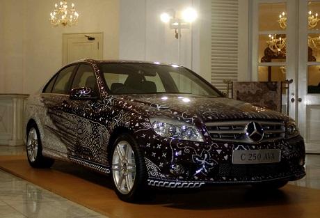 Mercedes Bens - C 250 CGI Batik