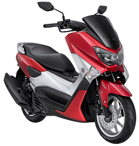 N-MAX Red Metallic
