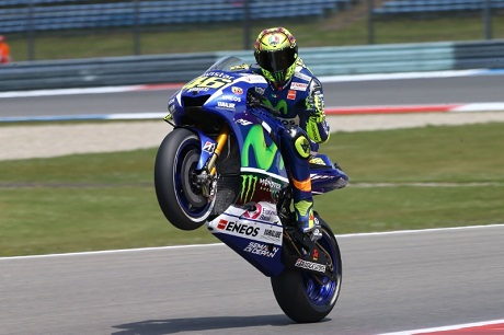 rossi at assen