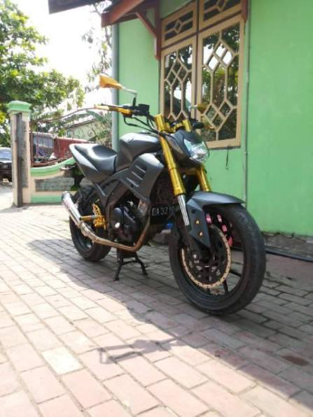 v-ixion modif street fighter