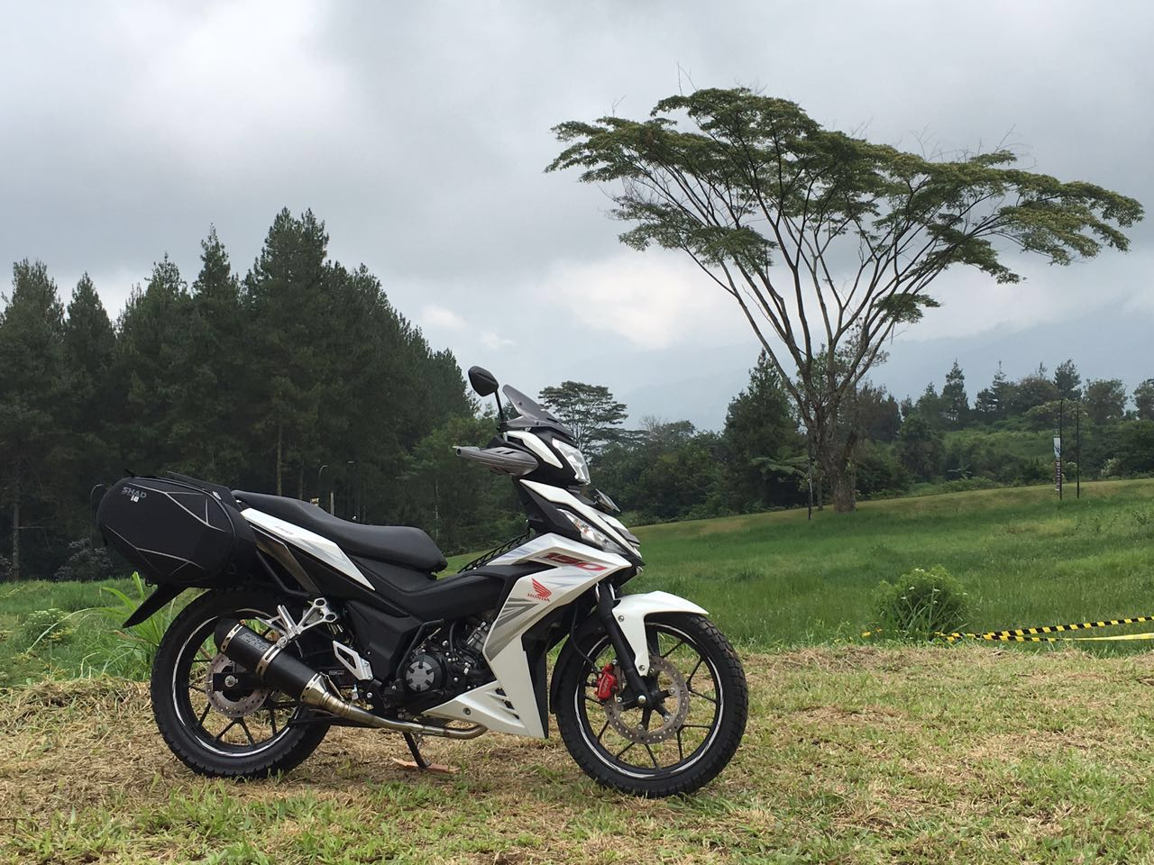Gallery Foto All New Honda Supra GTR 150 Standar Dan Modifikasi