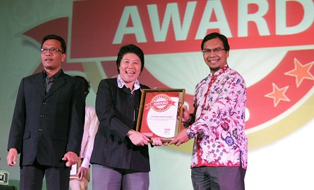 AHM Raih Marketing Awards 2016