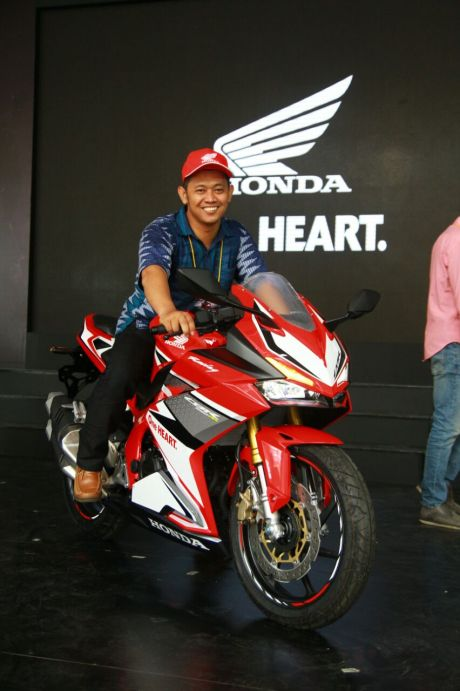 Spec All New CBR 250 Terupdate Power 38,7 Ps