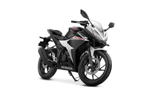 All-New-Honda-CBR150R-Warna-Hitam-Putih-Slick-Black-White