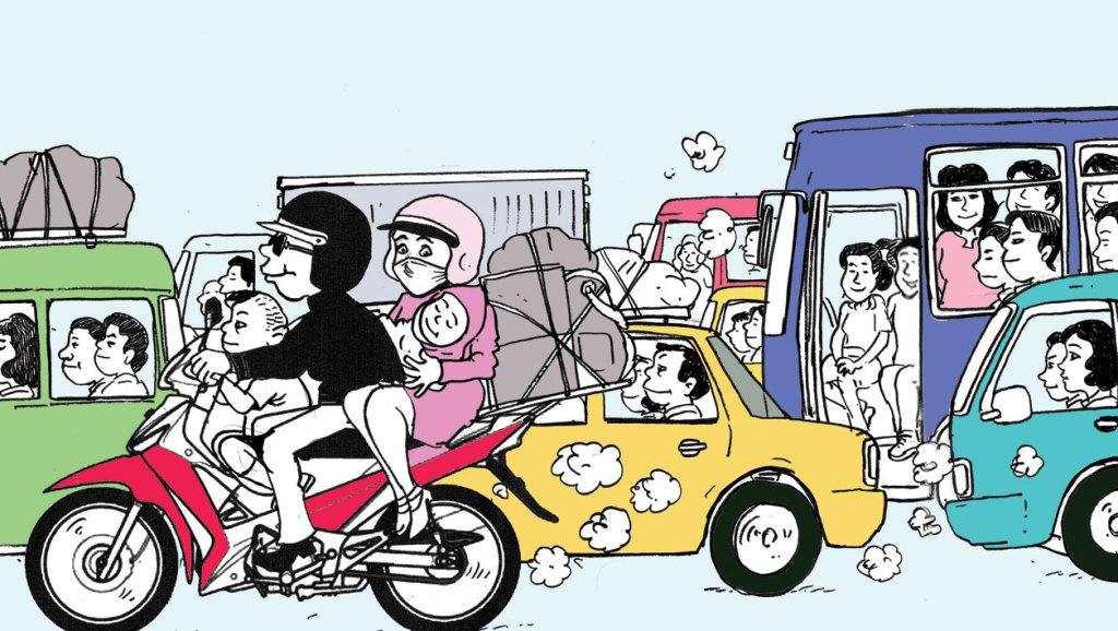 Karikatur-Transindo