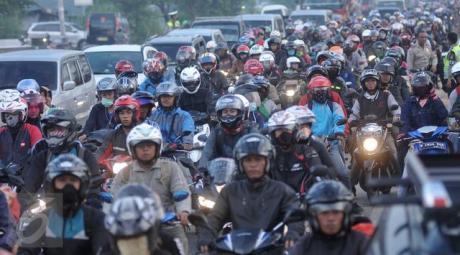 Sepeda Motor Masih Tetap Menjadi Favorit Untuk Mobilitas