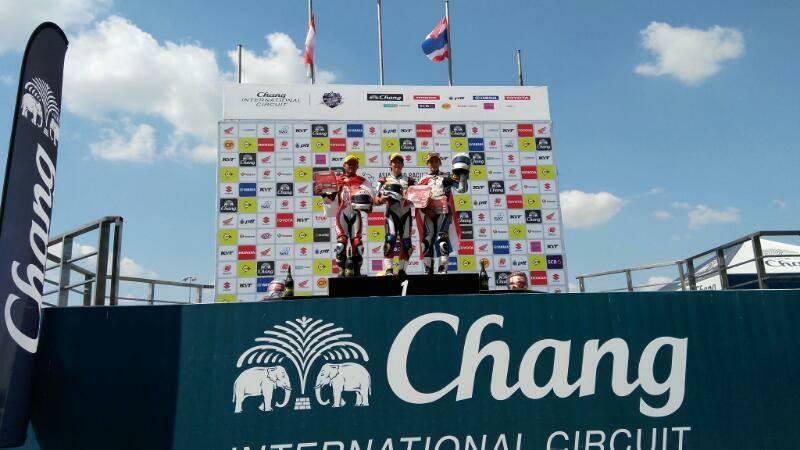race 2 ARRC Thailand 2017