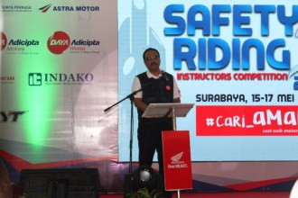 Pemenang Astra Honda Safety Riding Instructor Competition (AH-SRIC) (1)