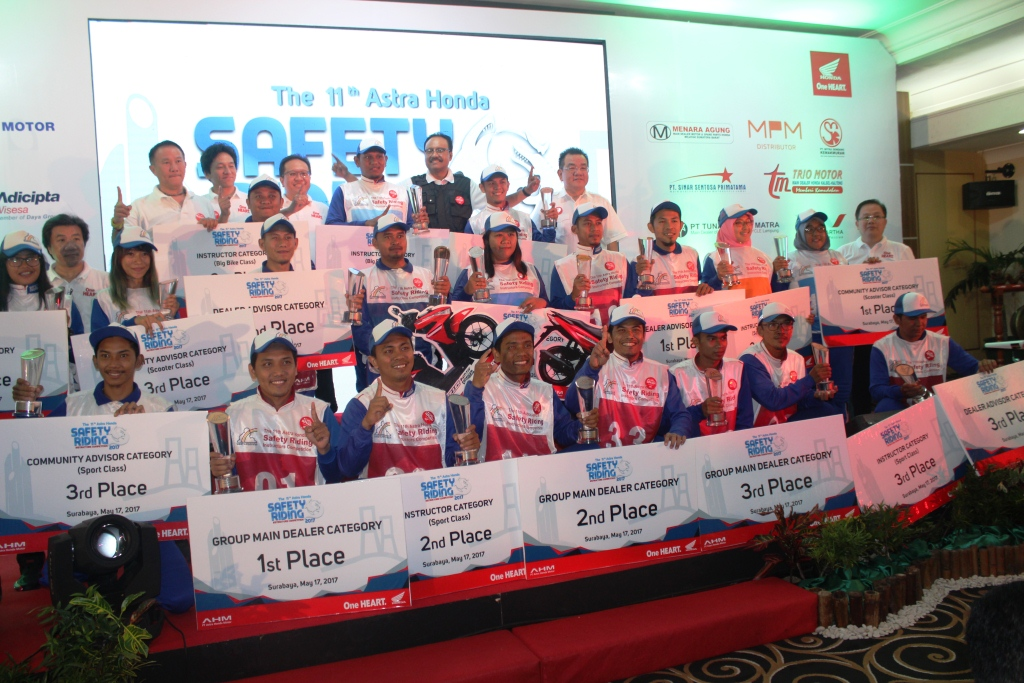 Pemenang Astra Honda Safety Riding Instructor Competition (AH-SRIC) (34)