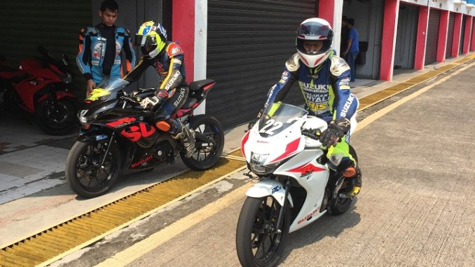 Team Suzuki Indonesia Siap Dominasi Podium Sentul