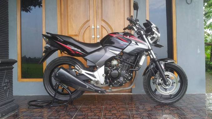tiger bermesin CBR250