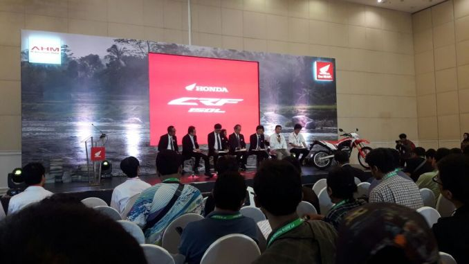 All New Honda CRF 150