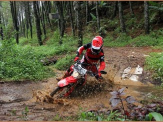 Test Ride Honda CRF150L 2017