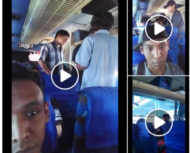 calo Bus Sari Indah