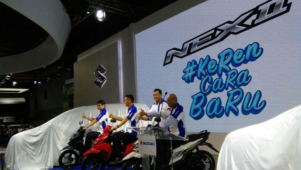 All New Suzuki Nex 2018