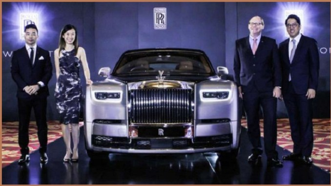 Ada Rolls-Royce New Phantom di Indonesia