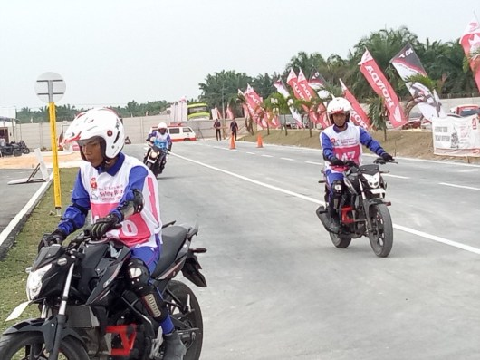 Mega Gallery Foto The 12th Astra Honda Safety Riding Instructor Competition (AH-SRIC) 2018 Day 1 (20)