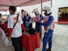 Mega Gallery Foto The 12th Astra Honda Safety Riding Instructor Competition (AH-SRIC) 2018 Day 1 (24)