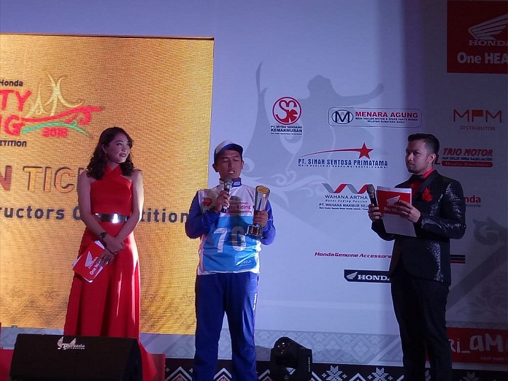 The 12th Astra Honda Safety Riding Instructor Competition (AH-SRIC) 2018 16