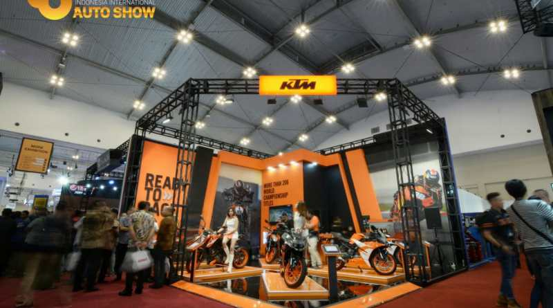Photo KTM RC dan Duke di Acara GIIAS 2018 (13)