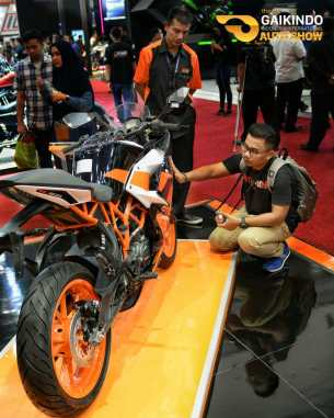 Photo KTM RC dan Duke di Acara GIIAS 2018 (14)