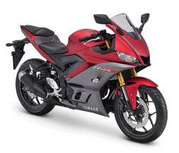 New Yamaha YZF-R25 2019 Face Lift Red