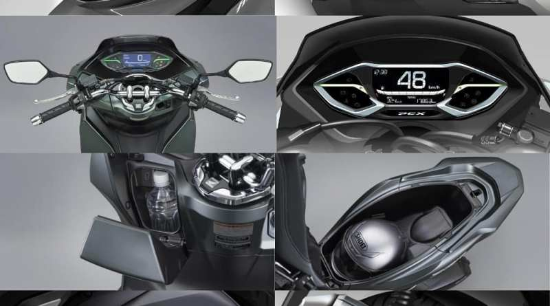 Gallery Photo All New PCX 160 2021