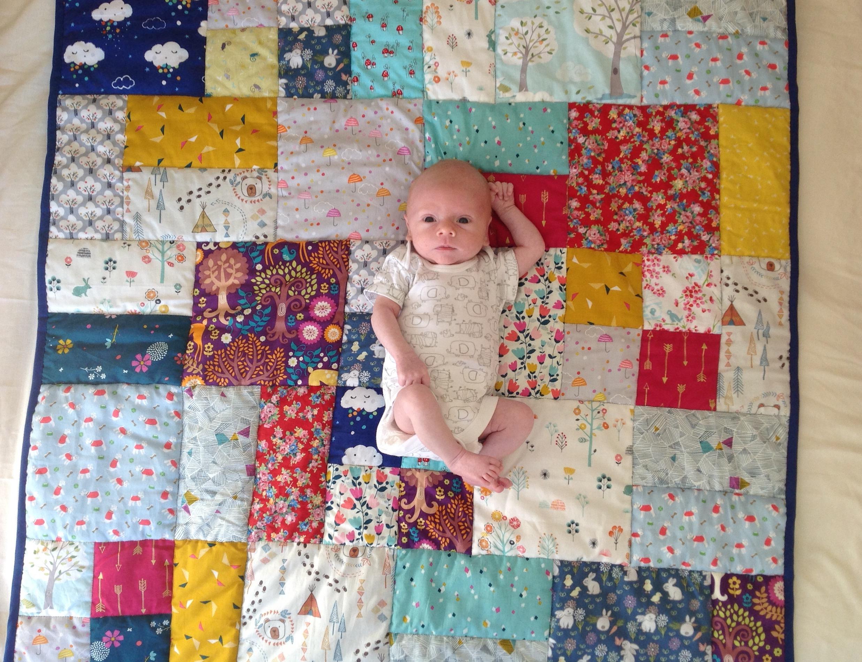 Orren's Baby Quilt