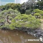 [日本庭園]浜離宮恩賜庭園.東京
